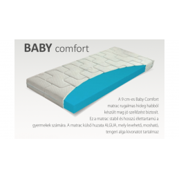 Baby Comfort gyermekmatrac