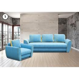 Bolivia kanapé és fotel